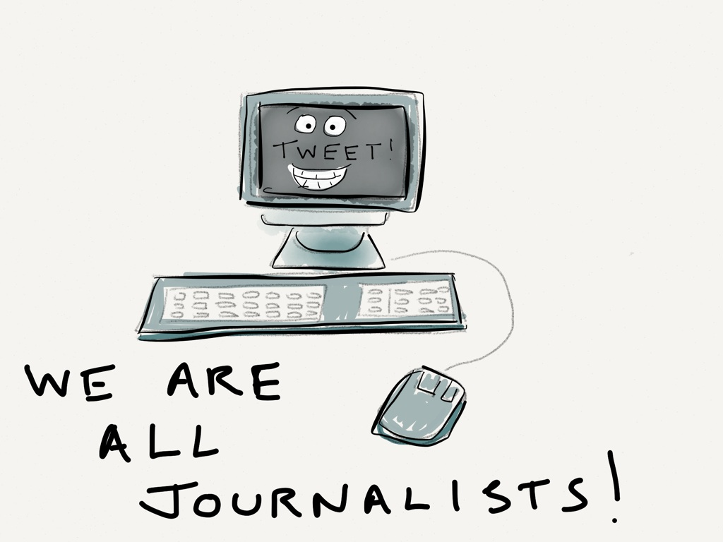 we are all journalists