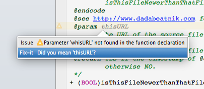 Xcode Assist